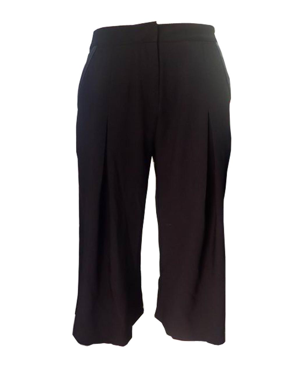 欧美时尚阔腿七分裤2276B
