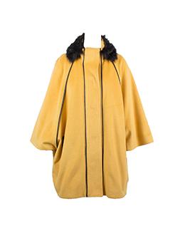时尚大气高档羊绒大衣2224