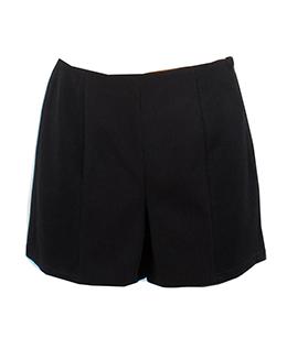 休闲百搭黑色短裤2288
