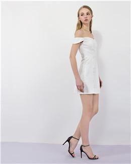 欧美性感显瘦气质连衣裙礼服