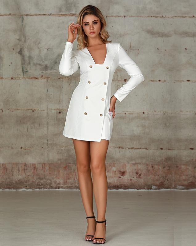 外贸制衣厂家职业女装连衣裙贴牌西装裙